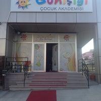 Photo taken at Günışığı Çocuk Akademisi by Ercan K. on 7/3/2014