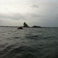 10/28/2012にMakoto O.が烏帽子岩(姥島)で撮った写真