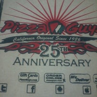 Photo taken at Pizza Guys by Baron W. on 10/18/2012