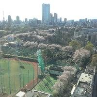 Photo taken at SCSK株式会社 青山オフィス by Haga K. on 4/4/2014