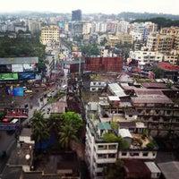 Photo taken at Chittagong by Antonina P. on 10/4/2013