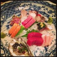 Photo taken at Sushi Taro by Michael W. on 2/7/2013