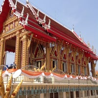 Photo taken at วัดธรรมปัญญา by Chakree C. on 4/6/2014