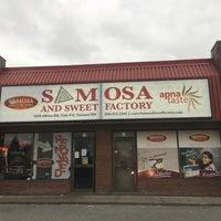 Photo taken at Samosa & Sweet Factory by Sandeep Singh G. on 4/21/2017
