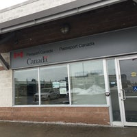 Photo taken at Passport Canada by Sandeep Singh G. on 1/19/2016