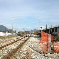 Photo taken at Stazione Di Cividale Del Friuli by Francesco B. on 2/17/2013