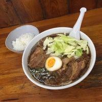 Photo taken at くまもとらーめん ブッダガヤ by Ryuji C. on 5/10/2017