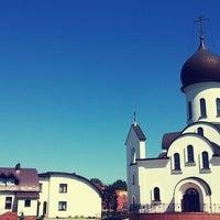 Photo taken at Cerkvė by Bar Mar Mar on 7/17/2014