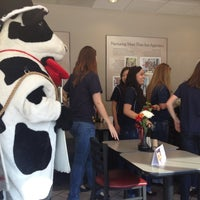 Photo taken at Chick-fil-A by Justin S. on 11/8/2012