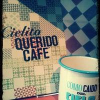 Photo taken at Cielito Querido Café by Elsa H. on 10/7/2013
