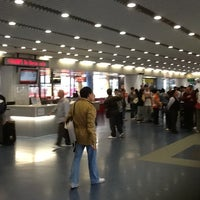 Photo taken at Hong Kong Macau Ferry Terminal by Mikhail K. on 11/11/2012