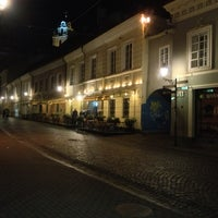 Снимок сделан в Atrium Hotel Vilnius пользователем Mikhail K. 10/19/2012