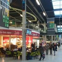 Photo taken at Frankfurt-Hahn Airport (HHN) by Peter V. on 1/21/2013