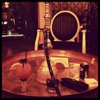 Снимок сделан в Кафе-бутик «Кальянная 1» пользователем Yana U. 10/19/2012