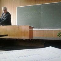 Снимок сделан в ДДАЕУ | Днiпропетровський аграрно-економiчний університет пользователем Artur G. 11/15/2012