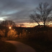 Photo taken at Kilbourn Park by Alison M. on 11/14/2016