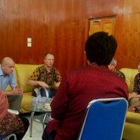 Photo taken at BPKP Perwakilan Jambi by Happy R. on 10/19/2012