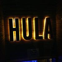 Photo taken at Hula by TheFloatingRumShack on 3/11/2014