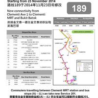 Photo taken at Tower Transit: Bus 189 by 陳杰倫 (. on 11/3/2014