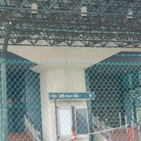 Photo taken at Sam Kee LRT Station (PW1) by 脇杰倫 (. on 5/21/2014