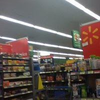 Photo taken at Walmart Supercenter by Sylvia O. on 10/25/2012