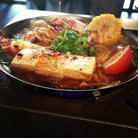 Photo taken at Boiling Point by Michelle J. on 7/23/2013