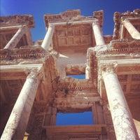 11/12/2012 tarihinde Gabrielle I.ziyaretçi tarafından Efes'de çekilen fotoğraf