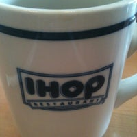 Photo taken at IHOP by Robert on 5/27/2013