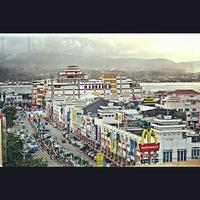 Photo taken at Kawasan Mega Mas by LynviaYinthze on 7/17/2013