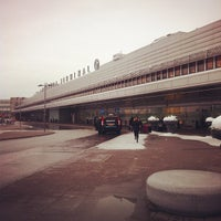 Photo taken at Terminal 5 by Fabian M. on 12/18/2012