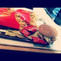 Photo taken at McDonald's by Yasmine D. on 10/17/2012