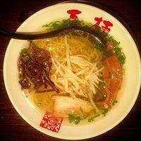 Photo taken at Ramen Sankusu by Hirotyson on 9/3/2014
