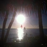 Photo taken at Sheraton Waikiki - The Edge of Waikiki Bar by Olivier T. on 1/12/2013