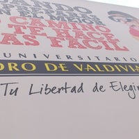 Photo taken at Preuniversitario Pedro de Valdivia by Martin C. on 10/19/2012