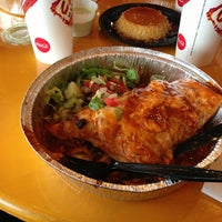 Photo taken at Cafe Rio Mexican Grill by Michael F. on 12/24/2012
