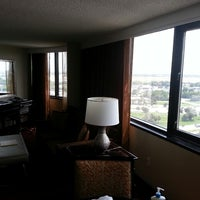 Photo taken at Embassy Suites by Hilton West Palm Beach Central by Angela W. on 7/3/2013