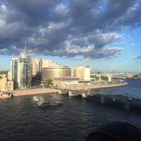 Снимок сделан в Крыша 18 пользователем 🍀Tatiana I. 6/4/2015