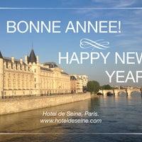 Photo prise au Hôtel de Seine par Hôtel de Seine le1/1/2016