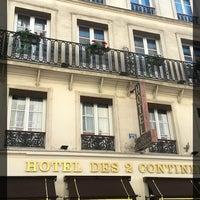 Das Foto wurde bei Hôtel des Deux Continents von Hôtel des Deux Continents am 8/19/2015 aufgenommen