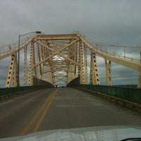 Photo taken at Sault Sainte Marie International Bridge by David B. on 11/2/2012