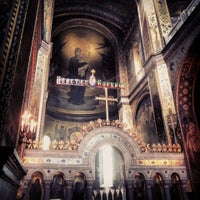 Photo taken at St Volodymyr's Cathedral by Dmitriy R. on 5/5/2013