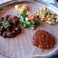 Photo prise au Ethiopian Diamond par Cheryl W. le12/31/2012