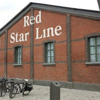 Photo taken at Red Star Line Museum by Koen M. on 5/13/2014