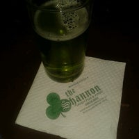 Photo taken at The Shannon Irish Pub by Leonardo S. on 10/27/2012