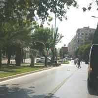 Photo taken at Şair Eşref Bulvarı by Nesrin A. on 8/22/2015