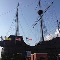 Photo taken at Kompleks Muzium Maritim (Samudera / Flor de La Mar) by Fook D. on 3/8/2013