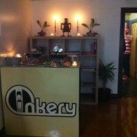 Photo taken at Inkery by B B. on 12/11/2012