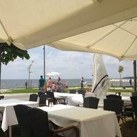 6/30/2013 tarihinde Sukru H.ziyaretçi tarafından Olta Balık Restaurant'de çekilen fotoğraf