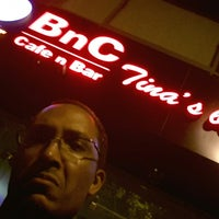 Photo taken at BnC 3 - Tina's Bar by Tiger on 5/7/2013
