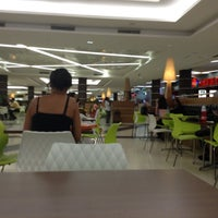 Photo taken at Food Court by Leury A. on 5/21/2014